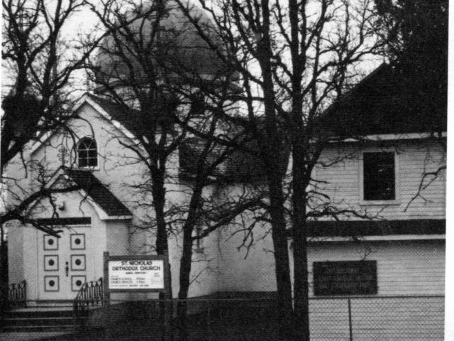 St Nicholas Orthodox Church of Narol