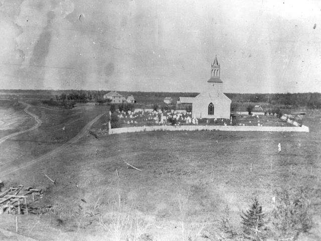 St. Andrews Church 1899