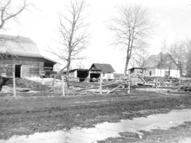 Stefan Nebozenko original homestead