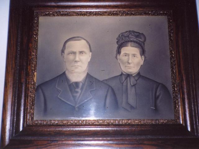 Thomas &Madeline Smith (nee Lizotte)