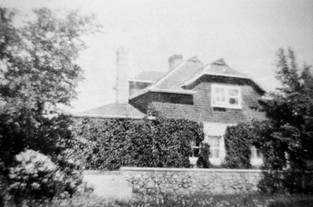 Van Home Farm residence.