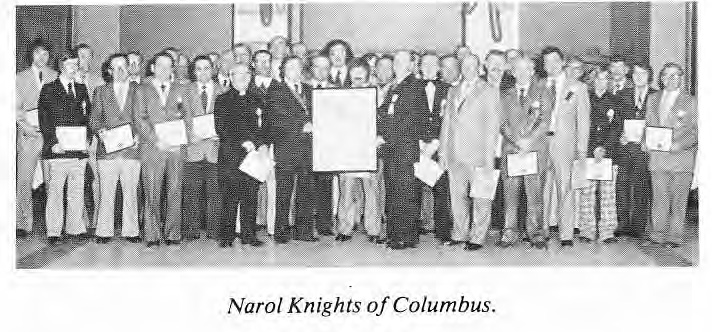 Narol Knights of Columbus
