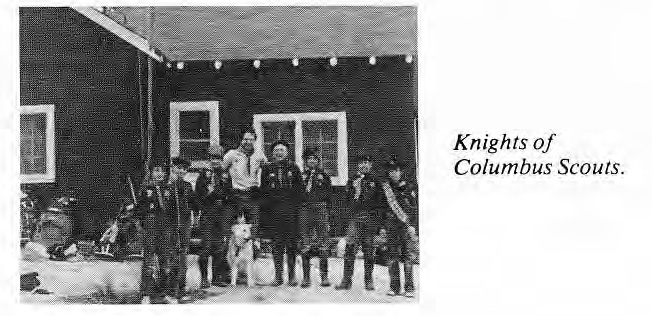Knights of Columbus Scouts