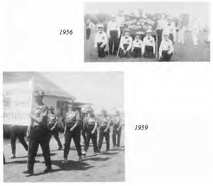 Order of Foresters 1956 and 1959