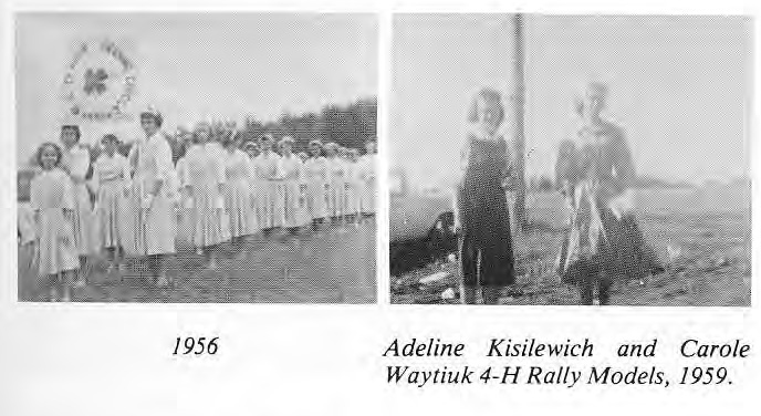 4-H 1956 and 1959