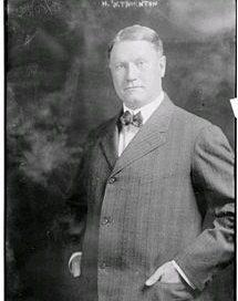 Sir Henry Worth Thornton (1871-1933)