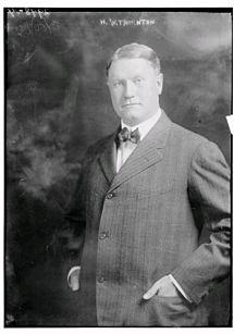 Henry Thornton ca. 1915