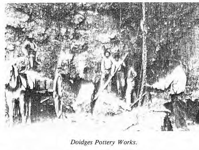 Doidges Pottery Works