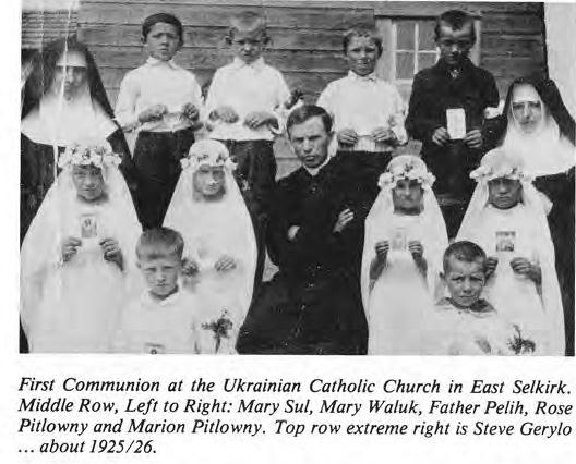 First Communion 1925