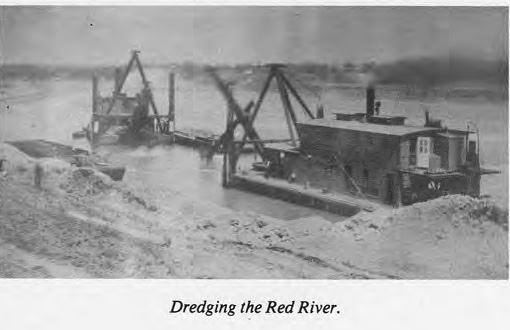 Dredging the Red