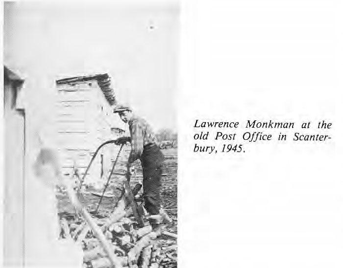 Lawrence Monkman 1945