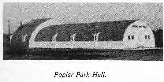 Poplar Park Hall