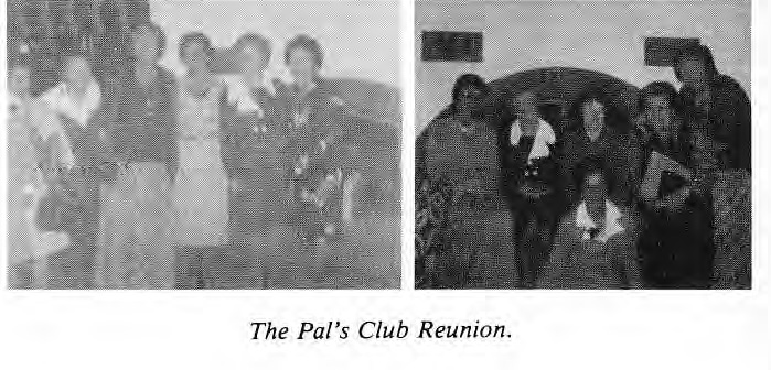 The Pal's Club Reunion