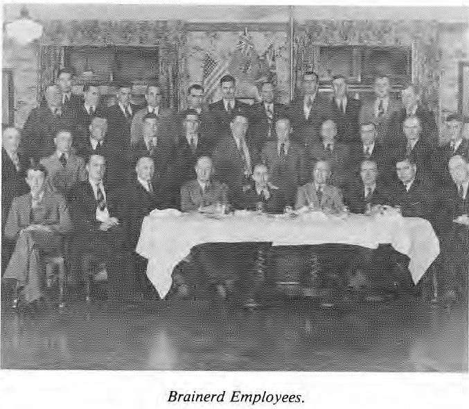 Brainerd Employees