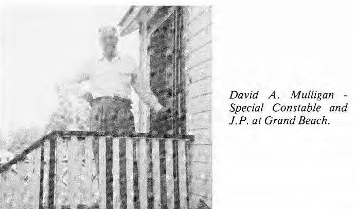 David A. Mulligan
