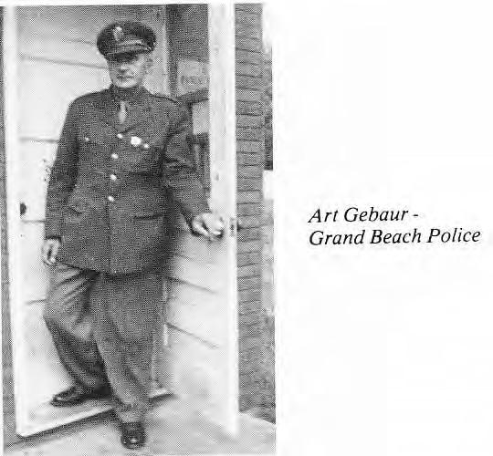 Art Gebaur