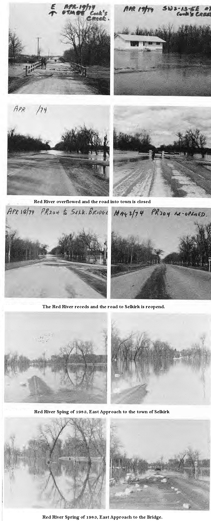 Various Flood Photos