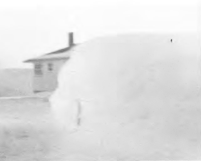 Frank Komadowski's house in 1966.
