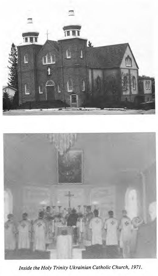 Exterior and Interior 1971