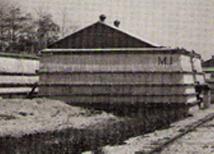 Explosive Storage Bunkers