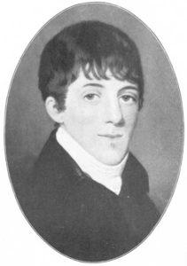 Rev. John West