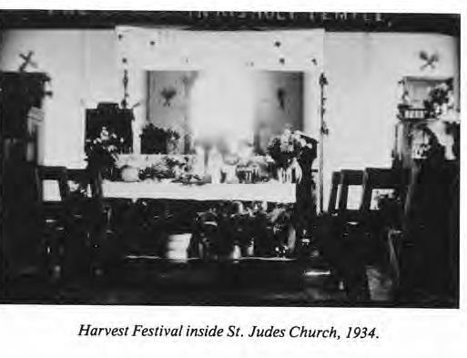 Harvest Festival 1934