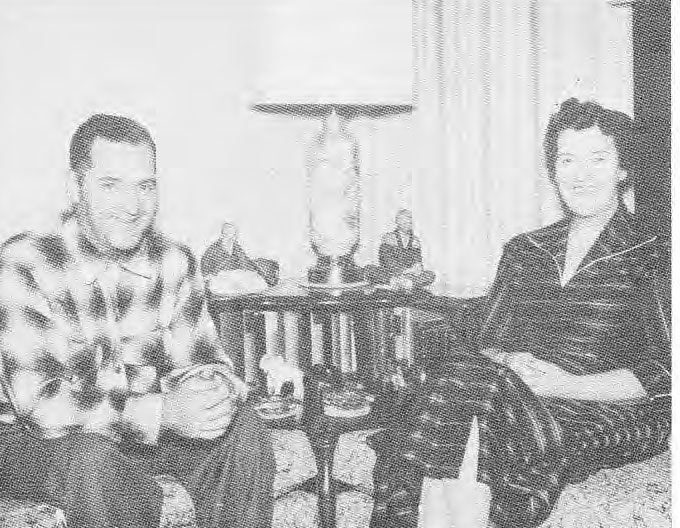 Hugh and Dorthy Rankine